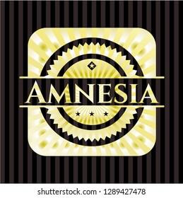 Amnesia golden emblem