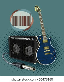 amplifier with guitar for you ideas