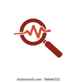 Analysis Icon ..