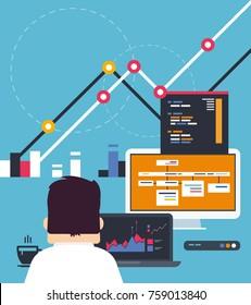 Analyst, web tracking
