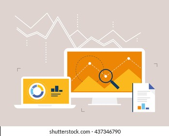 Analytics metrics, website analytics