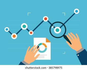 Analyzing the analytics information