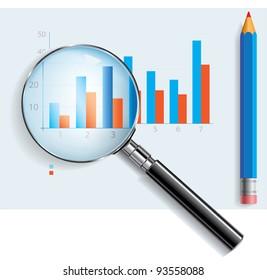 Analyzing graphic