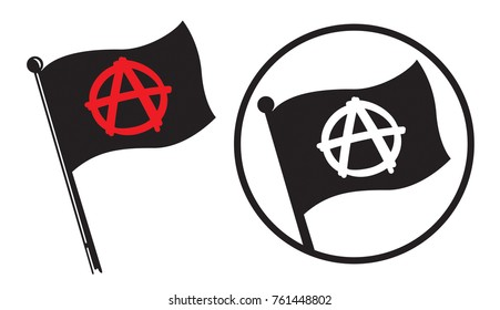 Anarchy Symbol Images Stock Photos Vectors Shutterstock