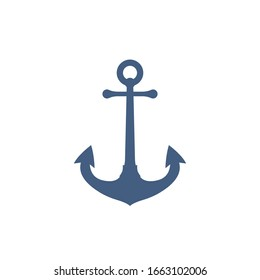 Anchor Icon for Graphic Design Projects