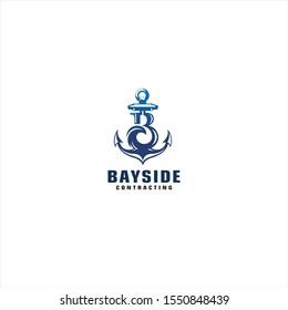 Anchor Logo Design template Inspiration