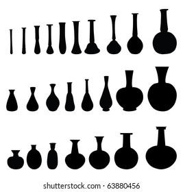 Ancient bottle forms