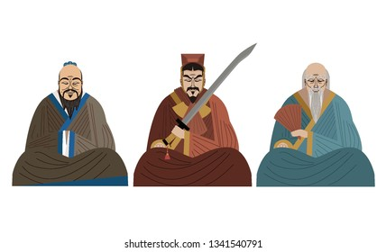 ancient china philosophers