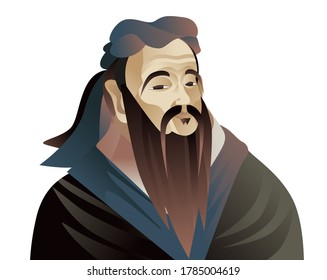 ancient china wise philosopher thinker