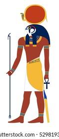 ancient Egypt god Ra