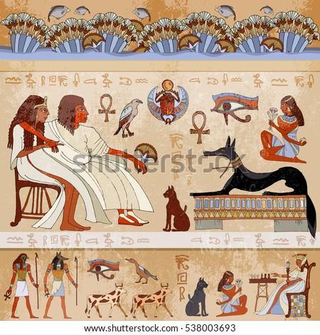 Egyptin suku puoli video
