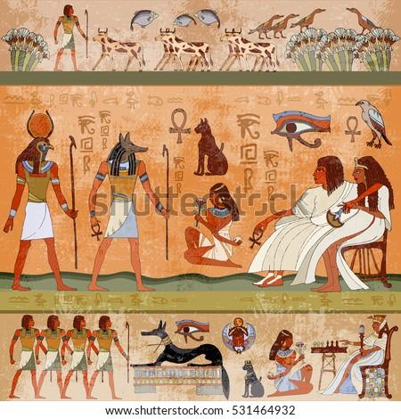 Egypti suku puoli video