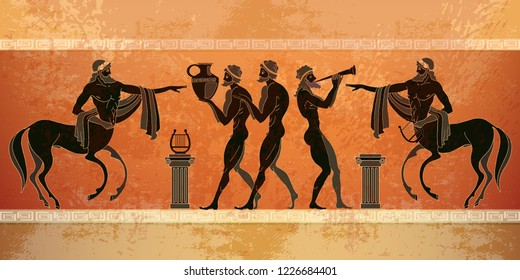 Greek Myth Images, Stock Photos & Vectors | Shutterstock