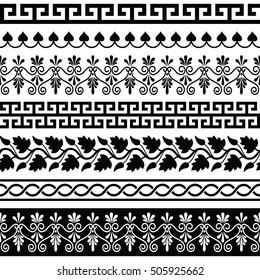 Ancient Greek Design Images Stock Photos Amp Vectors Shutterstock