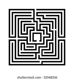 Ancient labyrinth