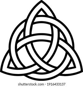 Ancient Mythic Celtic Viking Pattern