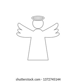 beautiful angel with wings Images, Stock Photos & Vectors | Shutterstock