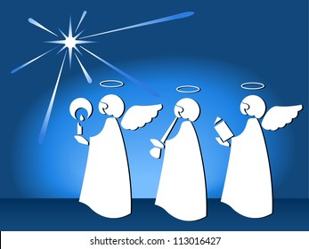 The Herald Angels Sing Images Stock Photos Vectors