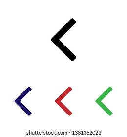 3e7dbb399 Two Arrows Pointing Right and Left Icon Images, Stock Photos ...