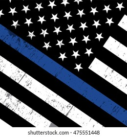Blue Lives Matter Images Stock Photos Vectors Shutterstock