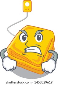 Angry electric blankets stored in mascot cupboard
