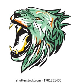 Roaring Lion Sketch Images Stock Photos Vectors Shutterstock They can be fierce, expressive, and proud or simple, cute, and cartoonish. https www shutterstock com image vector angry male lion face handdraw sketch 1781231435