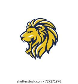 Lion Roar Silhouette Images, Stock Photos & Vectors   Shutterstock
