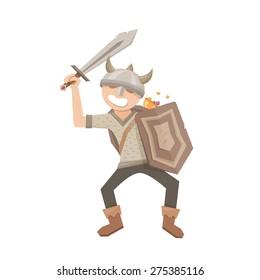 Angry Warrior