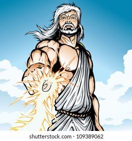 Angry Zeus