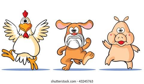 animal character 4