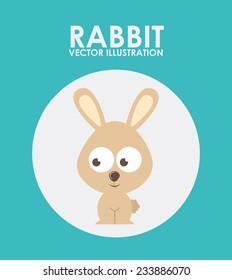 animal cute design , vector illustration