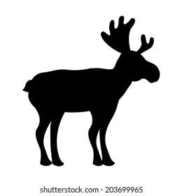 Animal design over white background, vector illustration