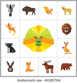 Animal Icon Set