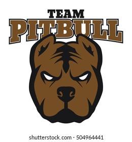 Animal logo for Sport team