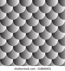 Animal Print. Fish scales. Fish skin.