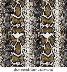 Animal print, snake skin texture background