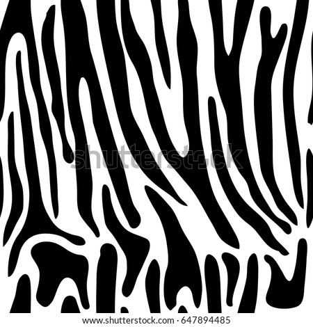 Image of: Black Animal Print Zebra Texture Black And White Colors Shutterstock Animal Print Zebra Texture Black White Stock Vector royalty Free