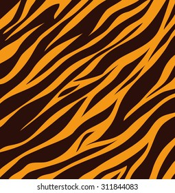 Animal prints design, vector illustration eps 10.