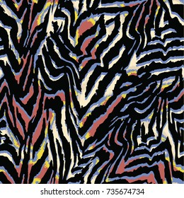 animal skin leopard pattern