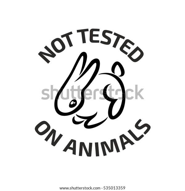 Image Vectorielle De Stock De Logo Dessai Animal Petit