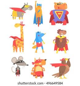 Animal Superhero Images Stock Photos Vectors Shutterstock