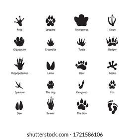 Animals сreative idea logo design