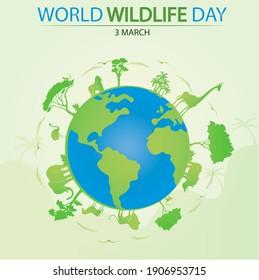 Animals on the planet, animal shelter, wildlife sanctuary