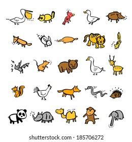 Animals/zoo