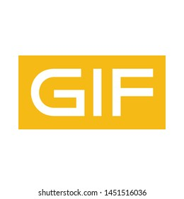 animated gif image icon or logo illustration for website. Perfect use for web, pattern, design, etc.