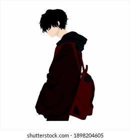 Anime Boy Images Stock Photos Vectors Shutterstock