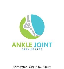 ankle logo design