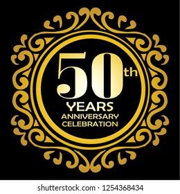 anniversary, 50 years