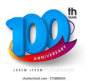 3d Number 100 Images, Stock Photos & Vectors | Shutterstock