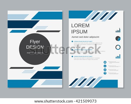 Annual business report cover template booklet stock vector royalty annual business report cover template booklet brochure cover poster presentation business friedricerecipe Gallery